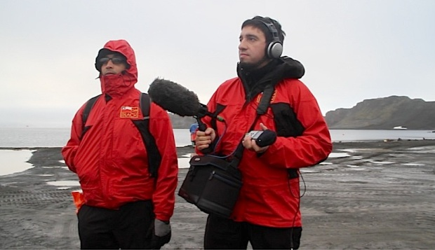 LLuvia Ácida en la Antártica