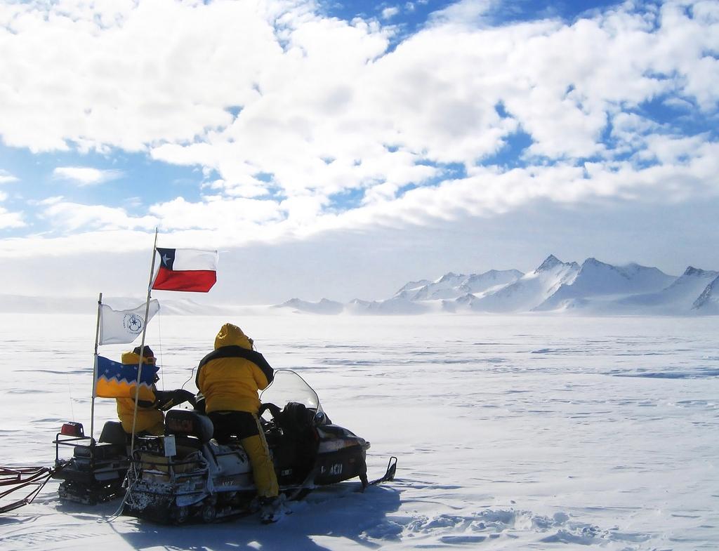 Buscan declarar el Día de la AntárticaChilena