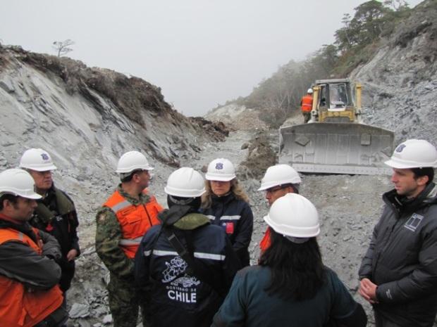 Obras Públicas en Tierra del Fuego