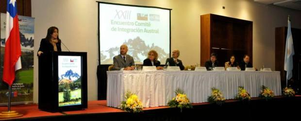 XXIII Encuentro de Integración Austral Chile-Argentina