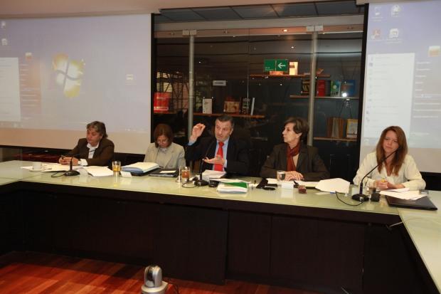 Comisión medio ambiente senado