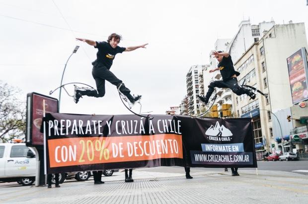 """""""Cruzá a Chile"""""""