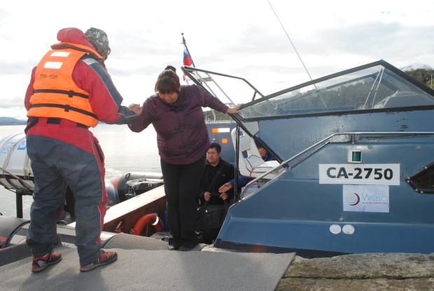 Elecciones 2013 en la Provincia Antártica Chilena.