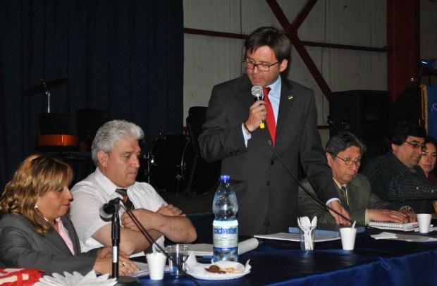 Consejo Regional de Magallanes y Antártica Chilena