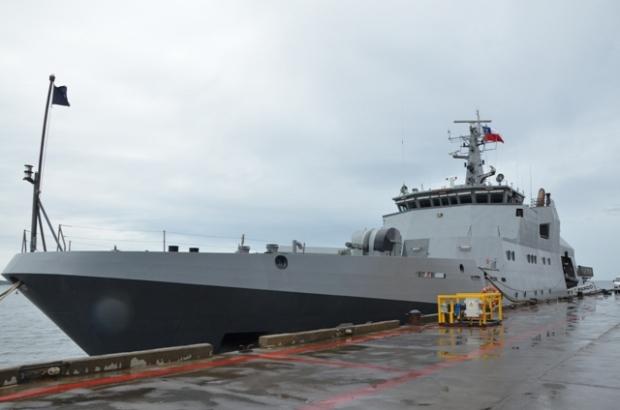 Piloto Pardo. Tercera Zona Naval