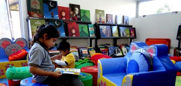 Bibliotecas Públicas. DIBAM