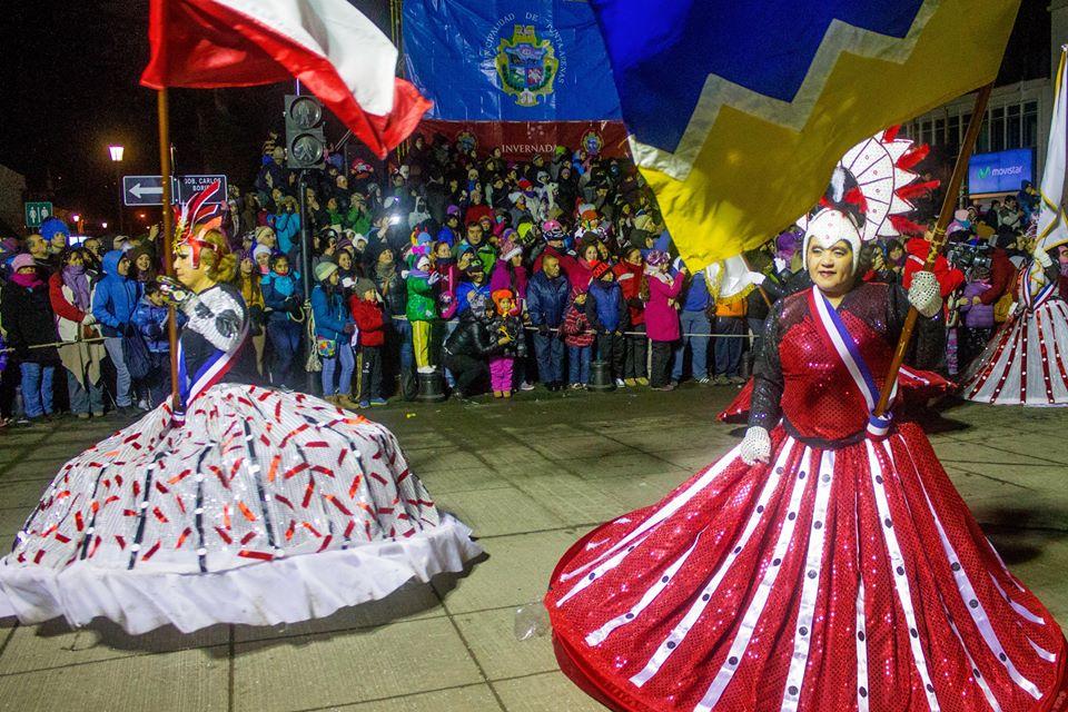 carnaval de invierno. LuisaVillablanca