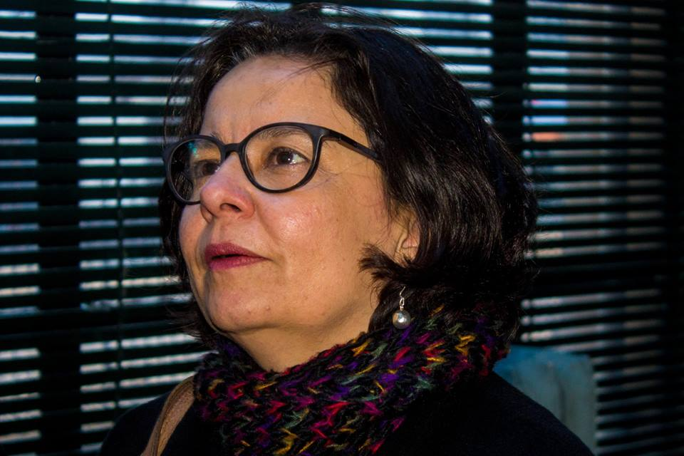 ministra Barattini. LuisaVillablanca