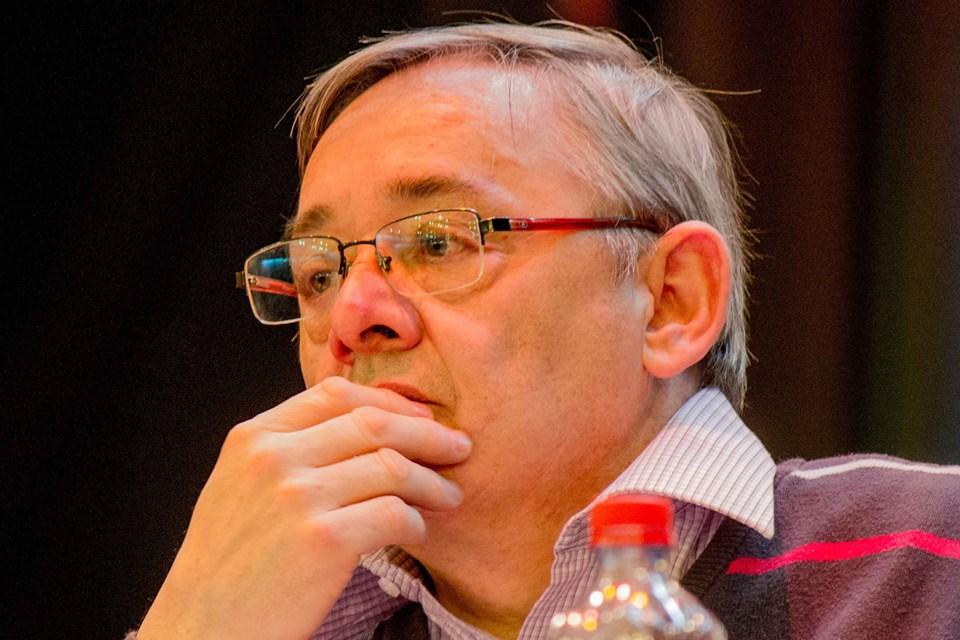 Diputado Juan Morano. LuisaVillablanca