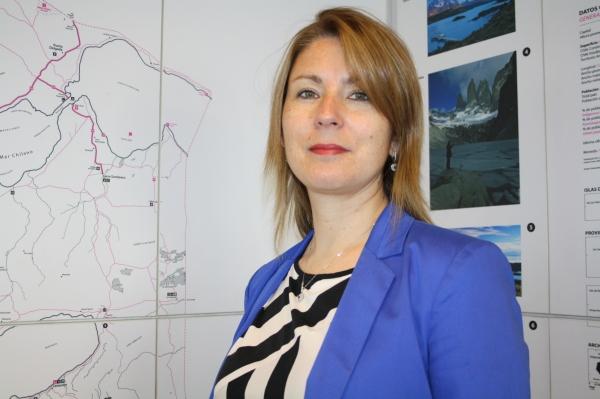 Lorena Araya, directora regional de Sernatur