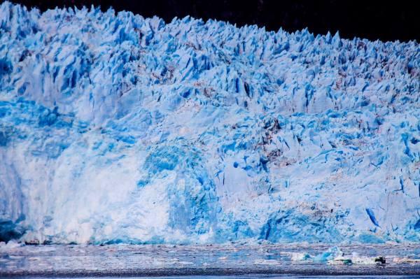 Glaciares. Luisa Villablanca