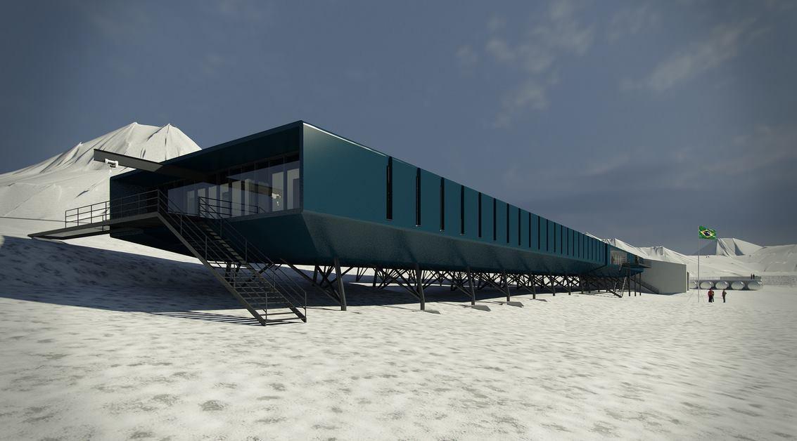 Estação-Antártica-Comandante-Ferraz