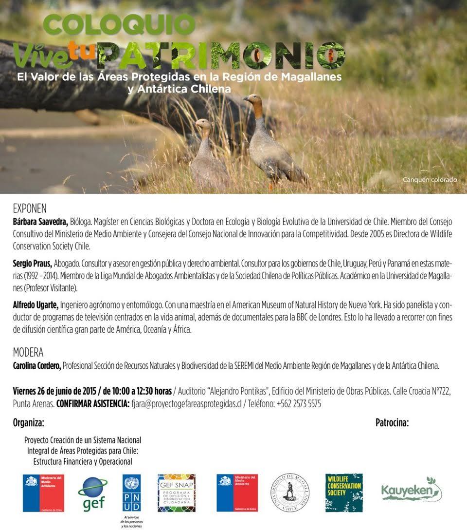 El valor de las áreas protegidas en la Región de Magallanes y AntárticaChilena