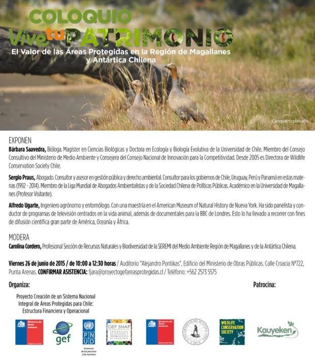 El valor de las áreas protegidas en la Región de Magallanes y Antártica Chilena