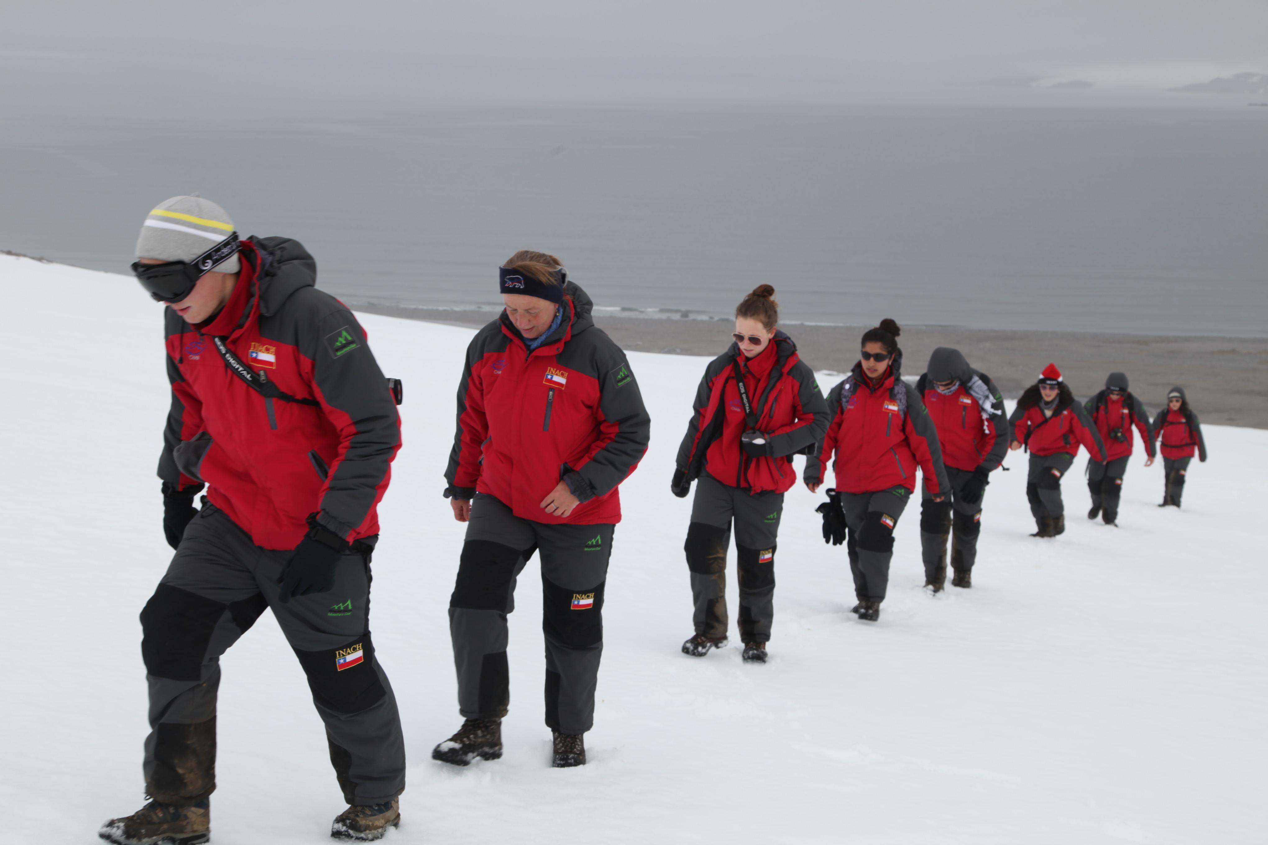 Feria Antártica Escolar.INACH