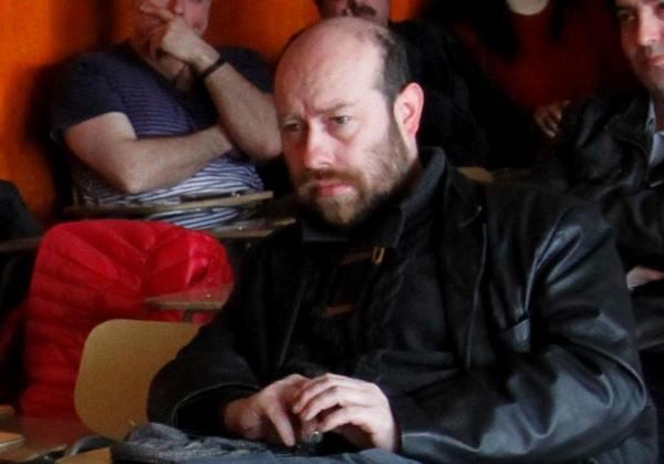 Oscar Barrientos. Foto Luisa Villablanca