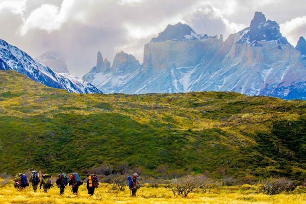 Torres del Paine. Fotografía Luisa Villablanca