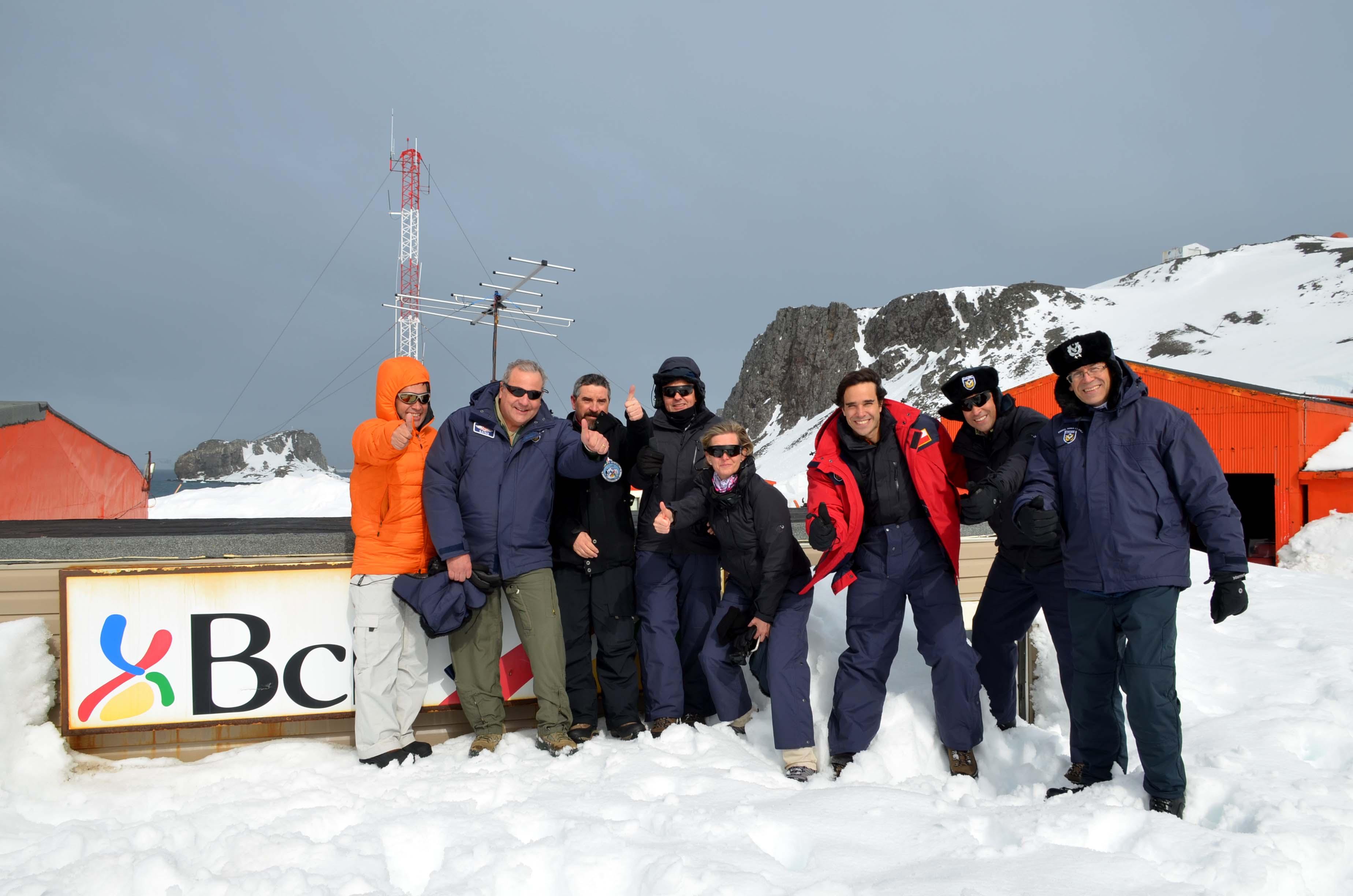 BCI Antártica.