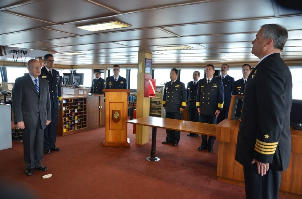 Condecoración Armada de Brasil