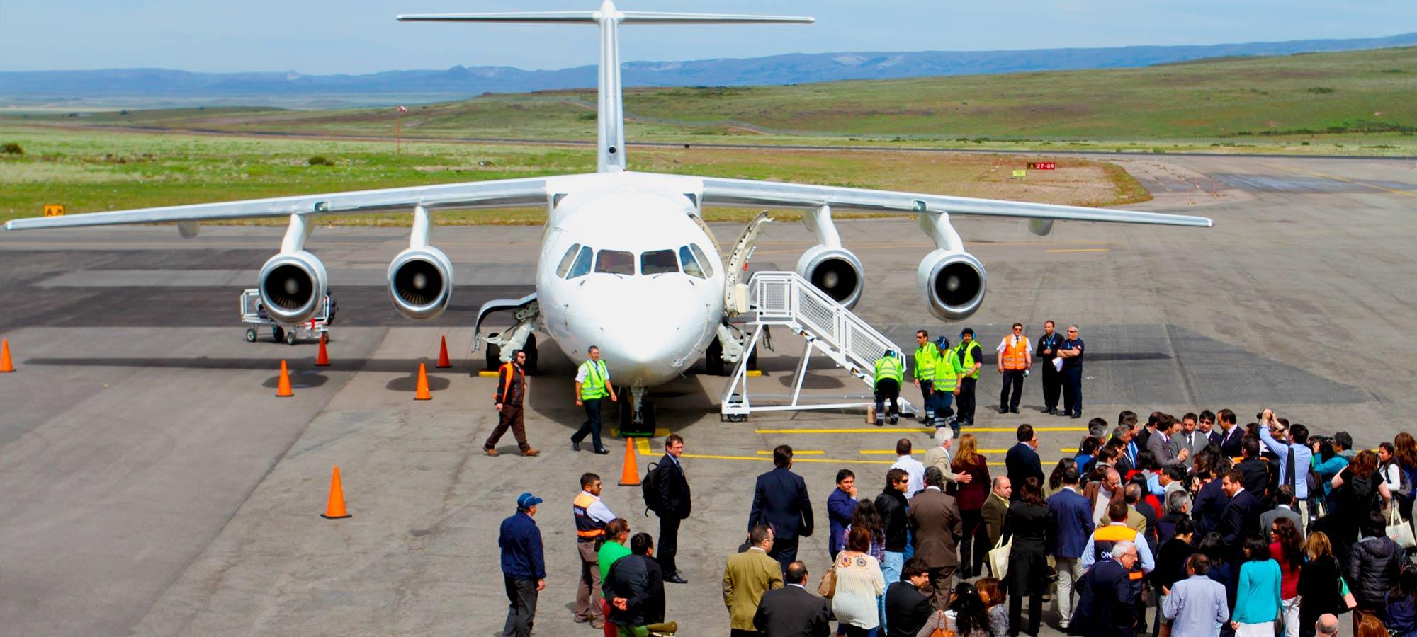 Pasaje aéreo subsidiado Punta Arenas – Balmaceda bajará $10 mil ...