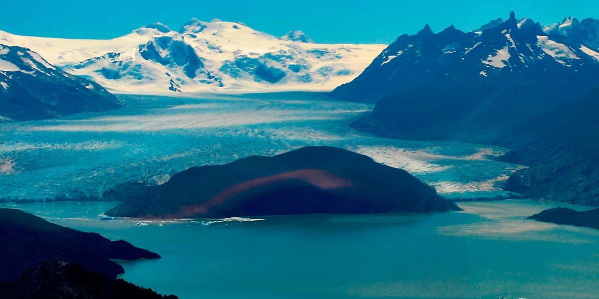 ¿Cuántos glaciares crees que existen en Magallanes?