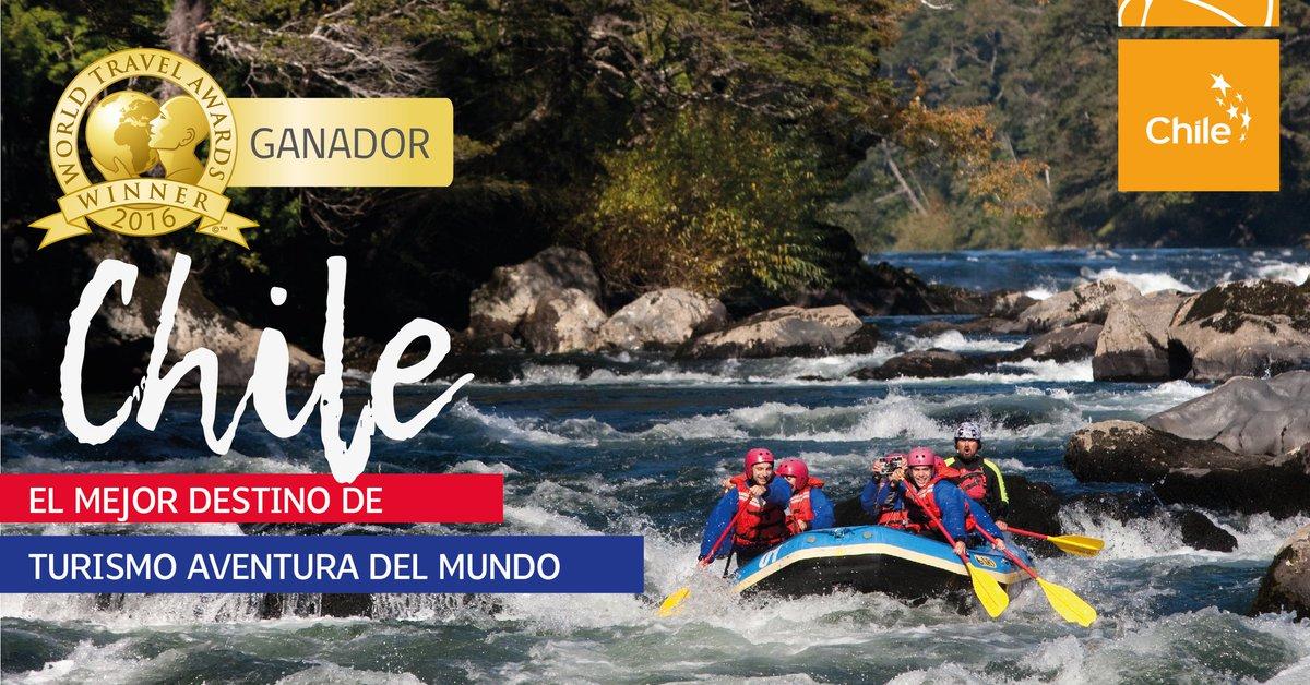 fbca627dc7102 Chile el mejor destino de turismo aventura en los World Travel Awards 2016