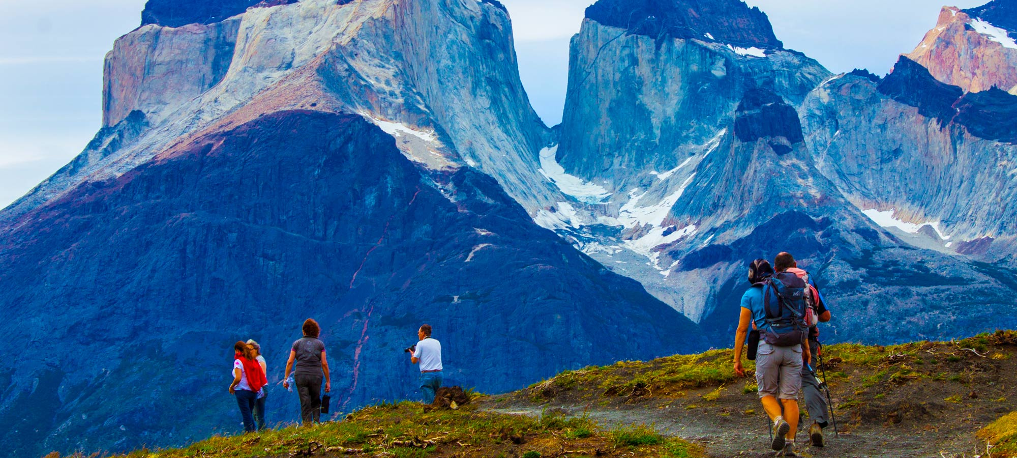 how to get to parque nacional torres del paine