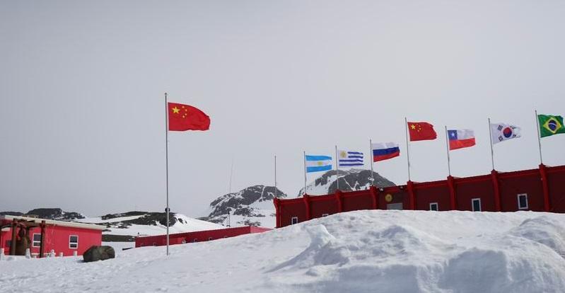 China publica informe sobre desarrollo antártico