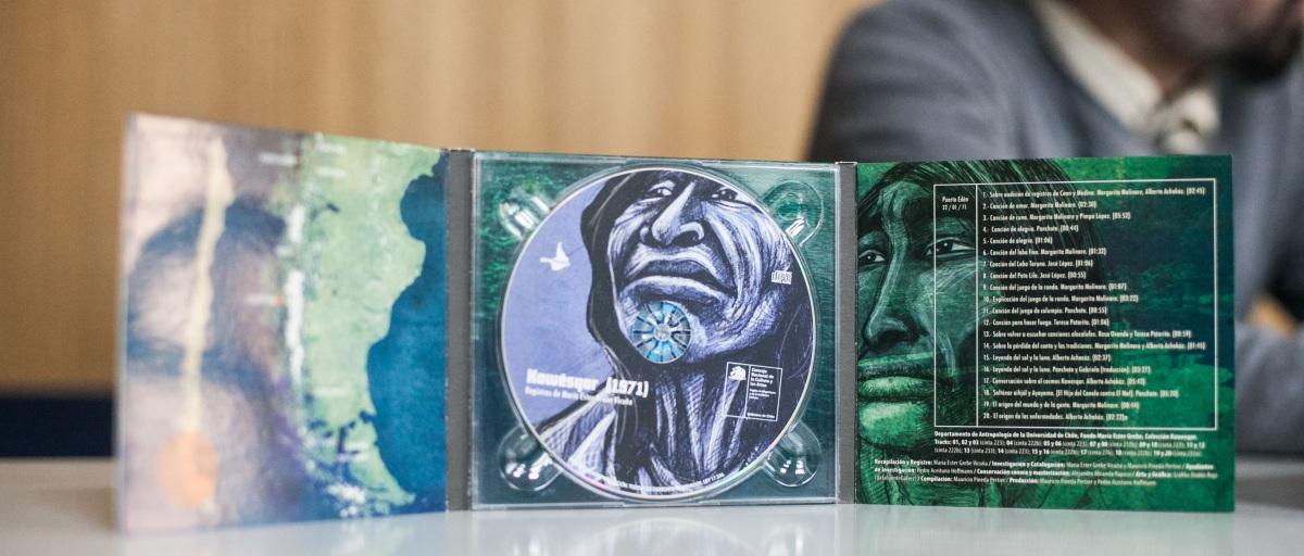 Investigadores difunden disco con audios del pueblo kawésqar recopilados hace casi medio siglo