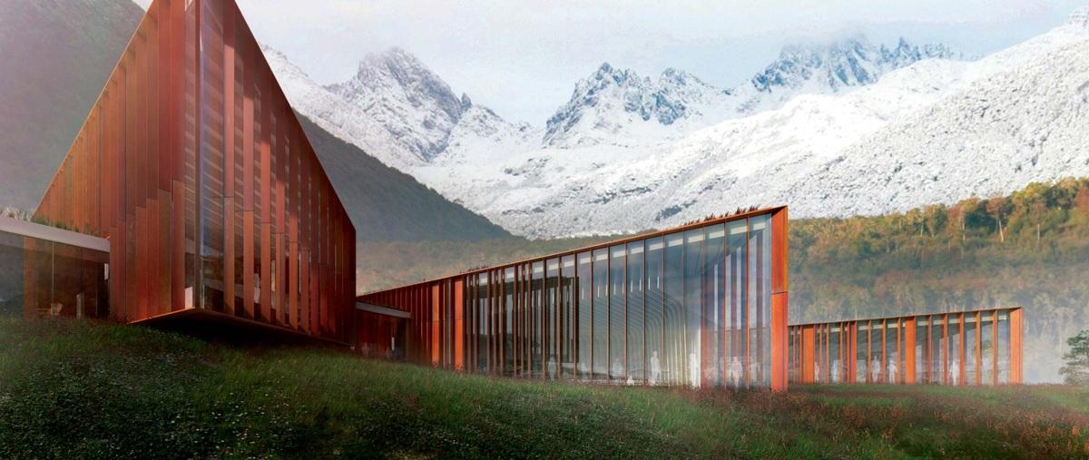 En diciembre comenzaría la construcción del Centro Subantártico Cabo de Hornos