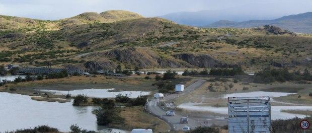 Camino Laguna Amarga