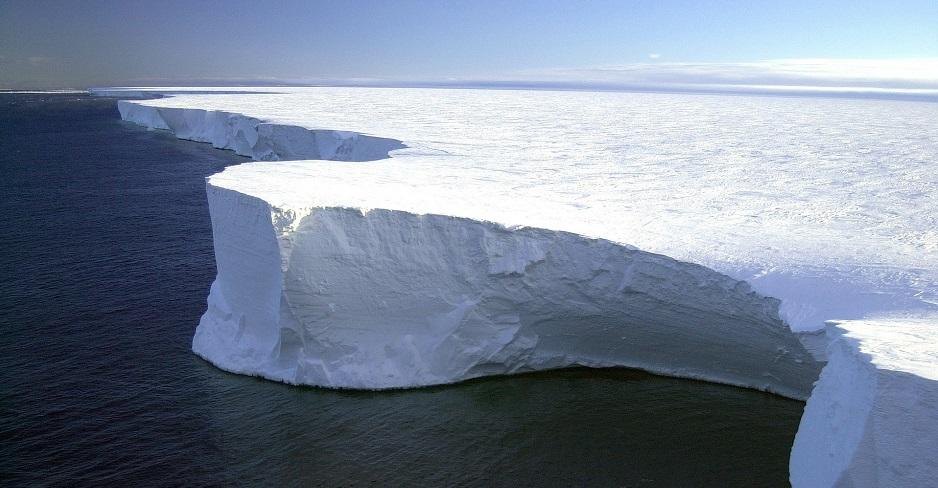 La pérdida de hielo de la Antártida se triplica; amenaza las costas