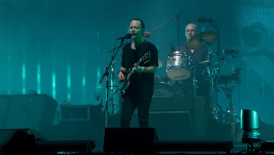 FAMOSOS: Thom Yorke compone canción para campaña de Greenpeace por la Antártica