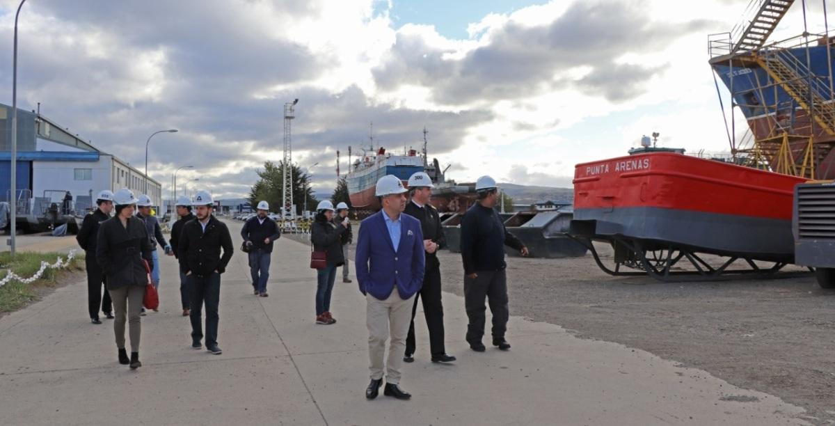 Operadores internacionales destacaron capacidades logísticas de Punta Arenas como puerta de entrada a la Antártica